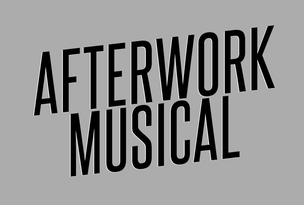 AFTERWORK MUSICAL DE MAI